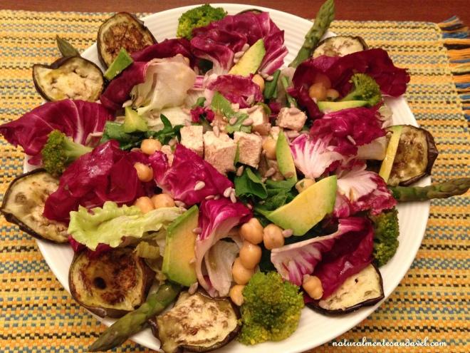 salada jantar